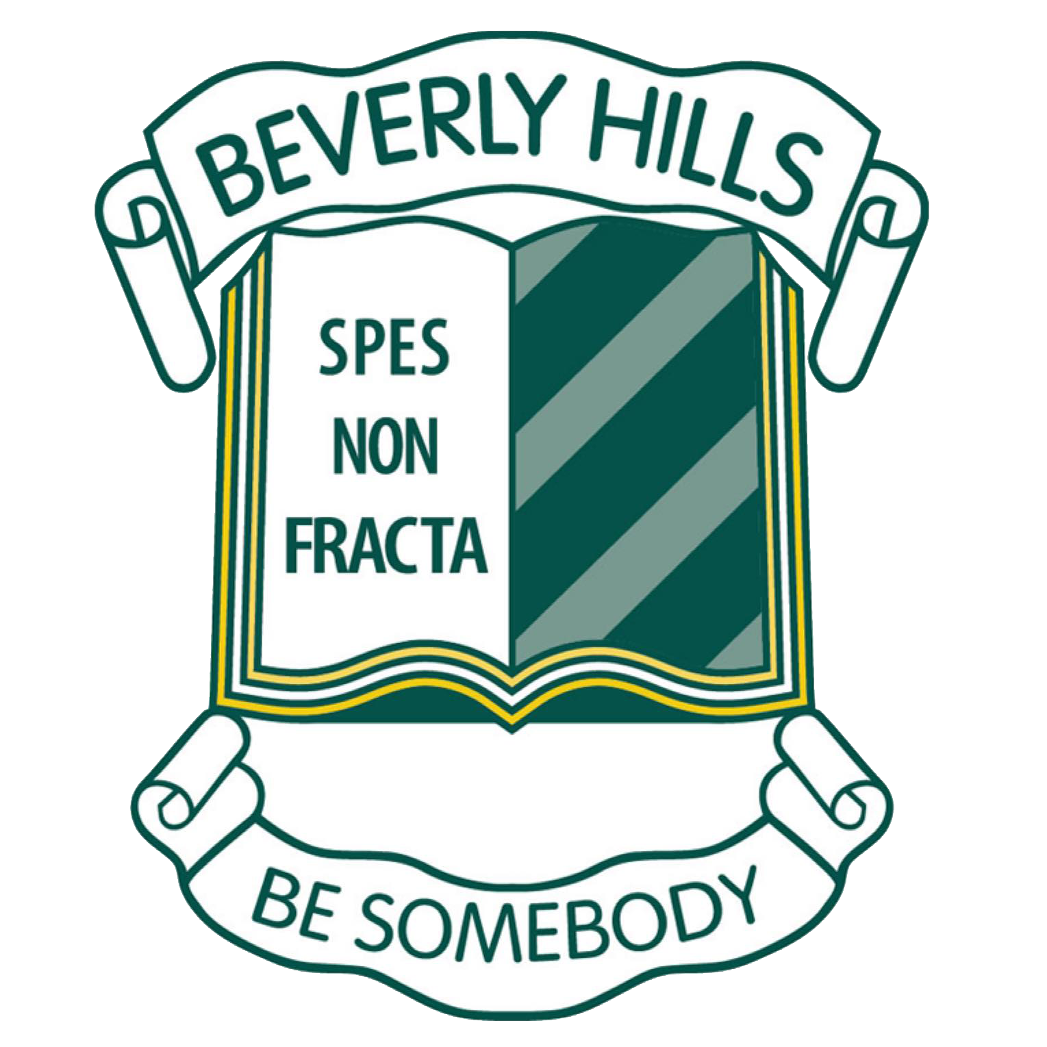Beverly Hills Girls High School logo